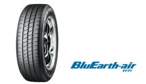Стартовали европейские продажи сверхлегкой шины Yokohama BluEarth-air EF21